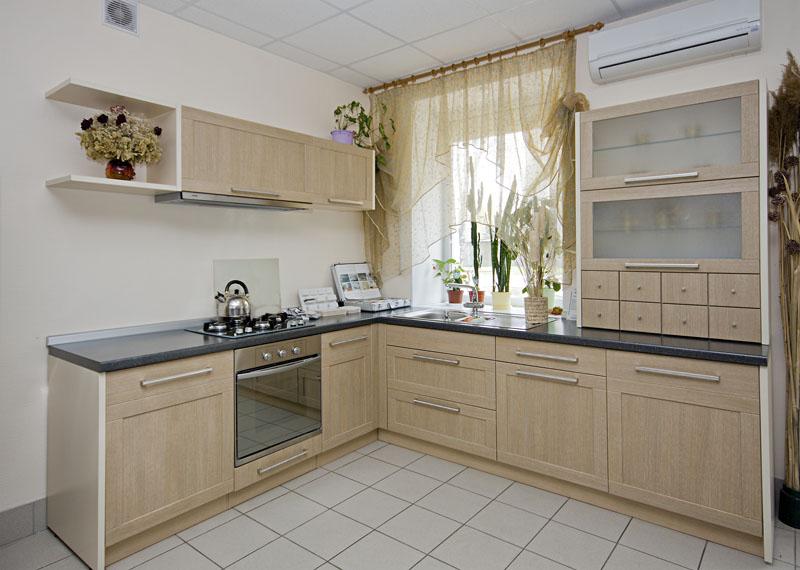 modern kitchen interior details image